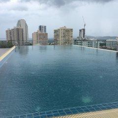 Отель The Winner Condominium Pattaya by Met бассейн
