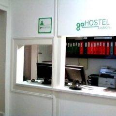 Go Hostel Lisbon Лиссабон интерьер отеля фото 3