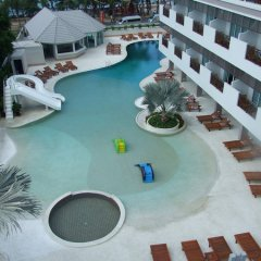 Pattaya Discovery Beach Hotel бассейн фото 2