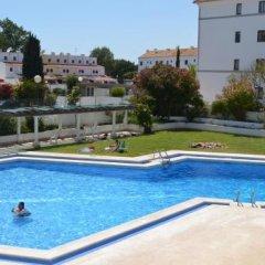 Отель Algardia Marina Parque Apartments By Garvetur Португалия, Виламура - отзывы, цены и фото номеров - забронировать отель Algardia Marina Parque Apartments By Garvetur онлайн бассейн фото 2