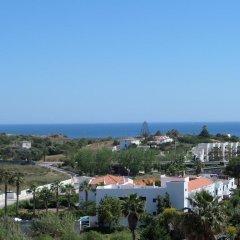 Отель Interpass Clube Praia Vau пляж