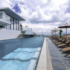 Отель Zenseana Resort & Spa бассейн фото 3