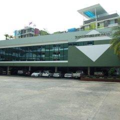 Ratchada City Hotel парковка