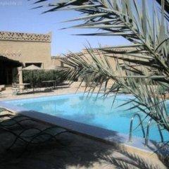 Отель Les Portes Du Desert Марокко, Мерзуга - отзывы, цены и фото номеров - забронировать отель Les Portes Du Desert онлайн бассейн фото 3