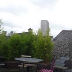 Отель Aparthotel Typically Brussels Брюссель балкон