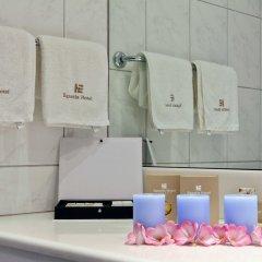 Отель Egnatia Kavala ванная фото 2