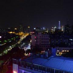 Апартаменты Dunhe Apartment балкон