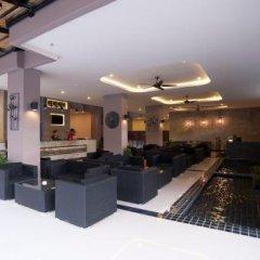Отель G Penthouse гостиничный бар