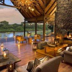 Отель Lion Sands Narina Lodge гостиничный бар