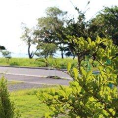 Отель Cafe&Pension SUOMI Морияма пляж