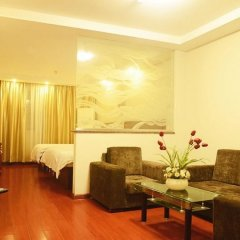 GreenTree Inn Jingdezhen Square North Road Express Hotel интерьер отеля