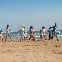 Iz Flower Side Beach Hotel All Inclusive Турция, Сиде - отзывы, цены и фото номеров - забронировать отель Iz Flower Side Beach Hotel All Inclusive онлайн фитнесс-зал фото 2