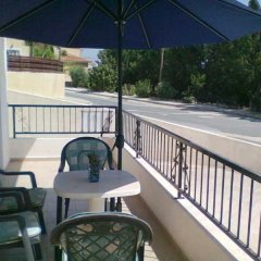 Апартаменты Aurora Apartments балкон