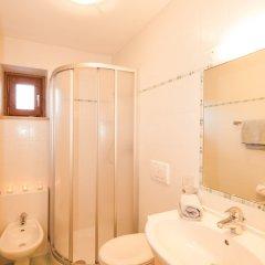 Отель Appartements Kirchtalhof Лана ванная