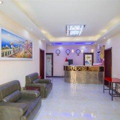 Отель Hangtian Business Hotel Xi'an Airport Китай, Сяньян - отзывы, цены и фото номеров - забронировать отель Hangtian Business Hotel Xi'an Airport онлайн интерьер отеля фото 3