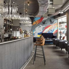 Отель Comfort Goteborg Гётеборг гостиничный бар