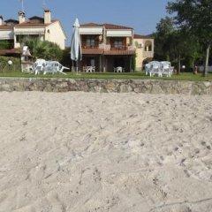 Отель Edra Studios пляж фото 2