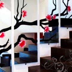 Отель Padi Madi Guest House Бангкок фитнесс-зал