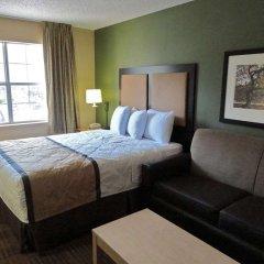 Отель Extended Stay America San Jose - Milpitas McCarthy Ranch комната для гостей фото 2