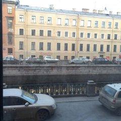 Отель ColorSpb ApartHotel GriboedovArt Санкт-Петербург комната для гостей
