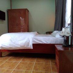 Отель My House Bungalow Далат сейф в номере