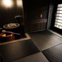 Отель Executive Spa & Capsule WELLBE Fukuoka - Caters to Men Хаката комната для гостей