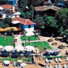 Отель Huzur спортивное сооружение
