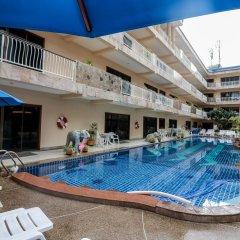 Отель Nida Rooms Patong Pier Palace бассейн фото 2