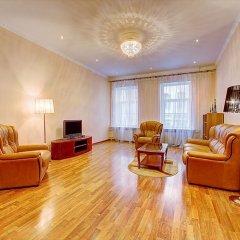 Гостиница SPB Rentals Apartment в Санкт-Петербурге отзывы, цены и фото номеров - забронировать гостиницу SPB Rentals Apartment онлайн Санкт-Петербург комната для гостей фото 4