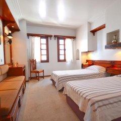 Отель Bac Pansiyon комната для гостей