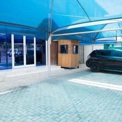 Отель Ridge Over Suite парковка