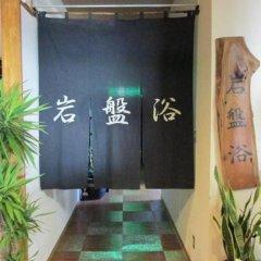 Hotel Iyashinosato Цучиура интерьер отеля