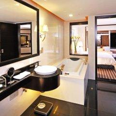 Отель Binbei Yiho Hotel Китай, Сямынь - отзывы, цены и фото номеров - забронировать отель Binbei Yiho Hotel онлайн ванная фото 2
