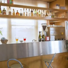 Hotel Villa Franco Римини гостиничный бар