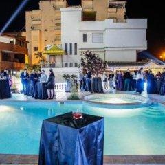 Hotel Vila Anna Дуррес помещение для мероприятий
