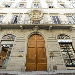 Отель Hemeras Boutique House Firenze Италия, Флоренция - отзывы, цены и фото номеров - забронировать отель Hemeras Boutique House Firenze онлайн вид на фасад
