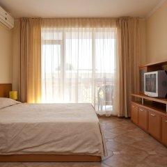 Апартаменты Central Plaza Apartment Солнечный берег комната для гостей фото 4