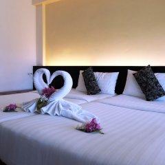 Отель Splendid Resort at Jomtien комната для гостей