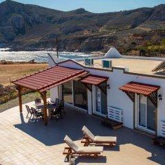 Отель Stegna Mare Пляж Стегна фото 4