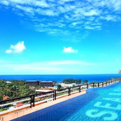 Отель Sea and Sky 6 Karon Beach by PHR Пхукет бассейн фото 2