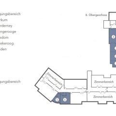 Upstalsboom Hotel Friedrichshain городской автобус