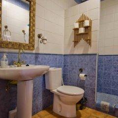 Отель Alojamiento Rural Sierra de Jerez ванная