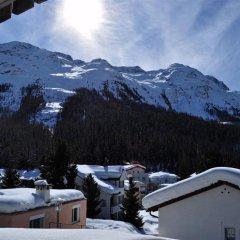 Отель Chesa Grischa Швейцария, Санкт-Мориц - отзывы, цены и фото номеров - забронировать отель Chesa Grischa онлайн