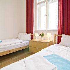 Апартаменты Apartment-hotels Rentego Прага комната для гостей фото 2