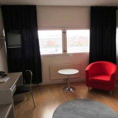 Отель Hotell Sparta Швеция, Лунд - отзывы, цены и фото номеров - забронировать отель Hotell Sparta онлайн удобства в номере фото 2
