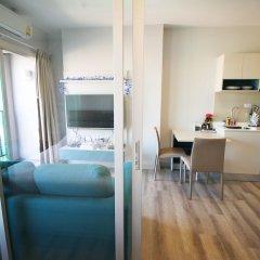Отель Centric Sea By Pattaya Sunny Rentals Паттайя комната для гостей