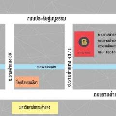 Отель B Stay Hotel Таиланд, Бангкок - отзывы, цены и фото номеров - забронировать отель B Stay Hotel онлайн фото 16