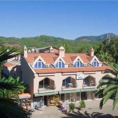 Kervansaray Marmaris Hotel & Aparts Мармарис пляж