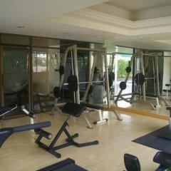 Отель Two Three Mansion Бангкок фитнесс-зал фото 4