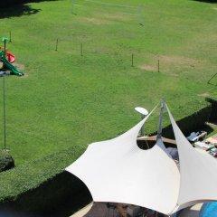 Отель Aparthotel Marina Holiday Club & SPA - All Inclusive Болгария, Поморие - отзывы, цены и фото номеров - забронировать отель Aparthotel Marina Holiday Club & SPA - All Inclusive онлайн спортивное сооружение